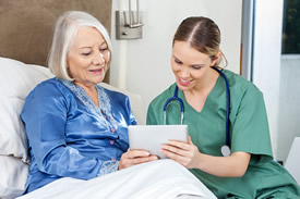 Structured wiring for nursing homes and senior living communities