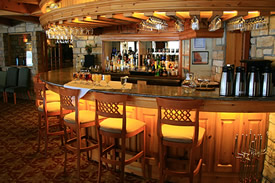 Structured wiring for restaurants and bars