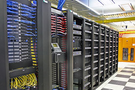 Structured wiring for technology businesses